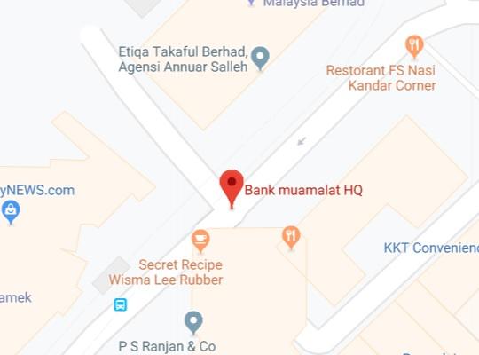 Bank Muamalat Malaysia Berhad » Head Office
